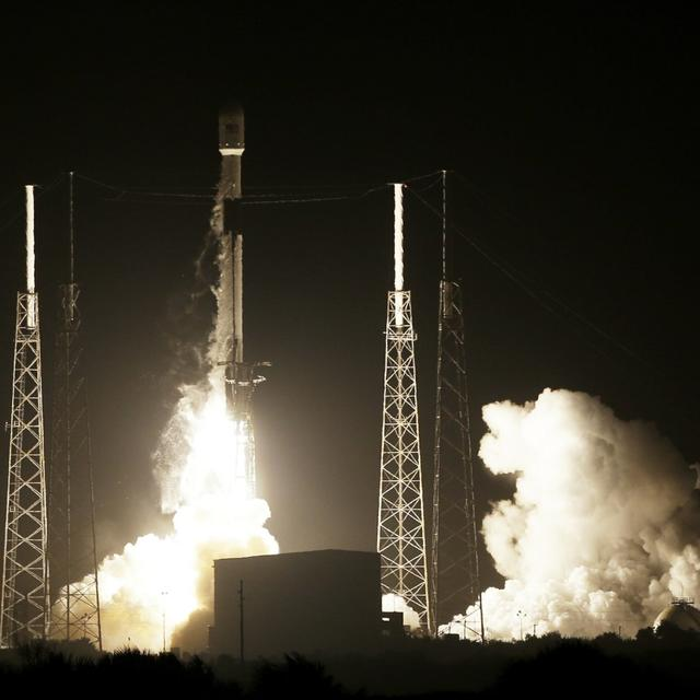ISRAEL FLYING TO MOON AFTER SPACEX LAUNCH
