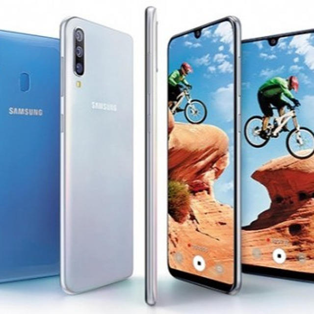 THIS IS SAMSUNG'S UPCOMING GALAXY A LINEUP WITH INFINITY-U SCREENS, TRIPLE REAR CAMERAS AND MORE