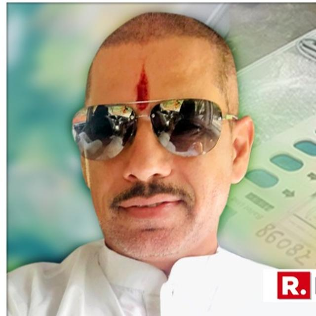 BJP: VADRA CONG'S PM CANDIDATE, #RobertIsReady