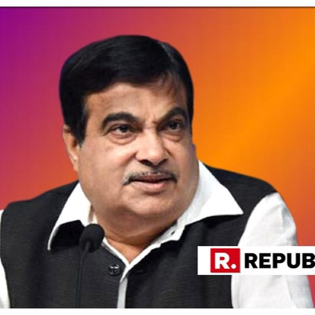 """""""NATIONALISM IN SOUL OF BJP, NATION'S DEVELOPMENT IS ITS RELIGION"""", SAYS UNION MINISTER NITIN GADKARI WHILE TAKING A DIG AT OPPOSITION"""