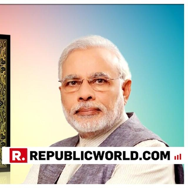 """PM MODI TO UNVEIL """"ASTOUNDING"""" 800 KG BHAGAVAD GITA BILLED AS THE """"LARGEST PRINCIPLE SACRED TEXT EVER TO BE PRINTED"""". HERE'S EVERYTHING YOU NEED TO KNOW"""