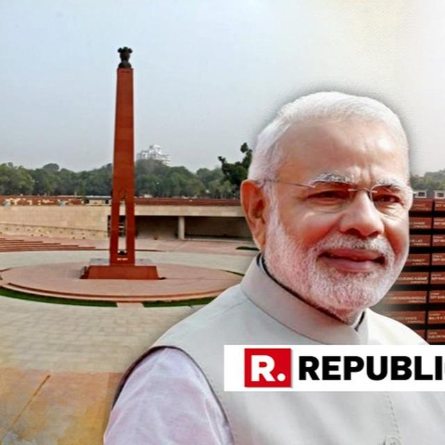 PM MODI TO INAUGURATE NATIONAL WAR MEMORIAL - A TRIBUTE TO INDIA'S POST-INDEPENDENCE MARTYRS - AT NEW DELHI: LIVE UPDATES