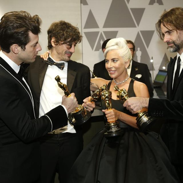 LADY GAGA SHARES HEARTFELT MESSAGE AFTER 'SHALLOW' OSCAR WIN