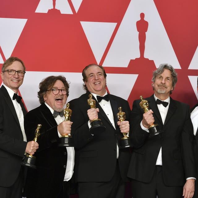 'GREEN BOOK' PRODUCERS THRILLED BY WIN, DOWNPLAY CONTROVERSY