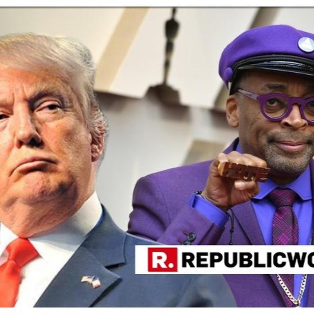 DONALD TRUMP GOES AFTER SPIKE LEE AFTER OSCARS SPEECH