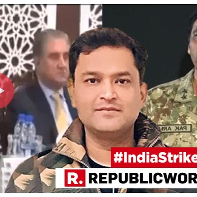 MUST WATCH | THAT'S THEIR JOB, IT'S A COMEDY CIRCUS: HERE'S MAJOR GAURAV ARYA'S TAKE ON PAKISTAN'S BUMBLING STATEMENTS TRYING TO EXPLAIN INDIA'S AIR-STRIKES