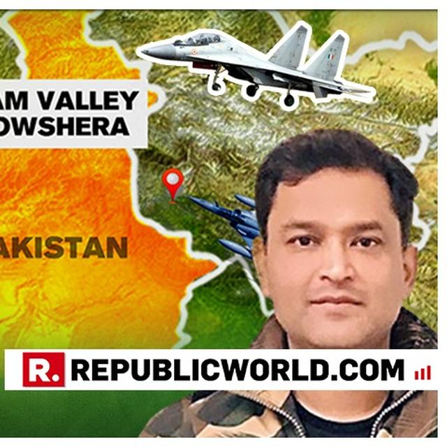 "WATCH: ""ONLY WEAPON THAT PAK HAS WHICH WE DON'T IS A BAG FULL OF LIES"", SAYS MAJOR GAURAV ARYA BREAKING PAKISTAN'S FALSE BUBBLE AS IAF SHOOTS DOWN F-16 THAT INTRUDED INTO INDIAN AIRSPACE"