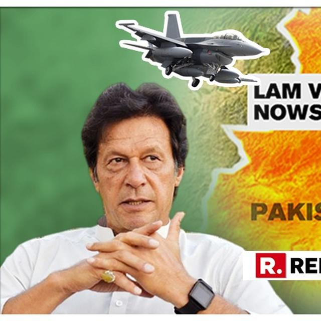 WATCH: AFTER BLISTERING IAF RESPONSE TO SCAMPERING PAKISTAN, IMRAN KHAN BEGS INDIA FOR TALKS