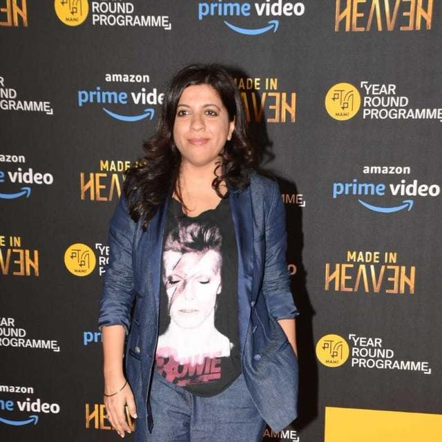 """""""DONT'S UNDERSTAND HOOPLA AROUND IT"""", SAYS ZOYA AKHTAR ON INDIAN WEDDINGS, SHEDDING LIGHT ON HER NEXT PROJECT 'MADE IN HEAVEN'"""