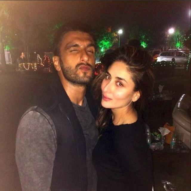 KAREENA KAPOOR KHAN GIVES A 'MAGICAL TIP' TO RANVEER SINGH ON 'HOW TO BE A TOP HUSBAND', TAKE A LOOK