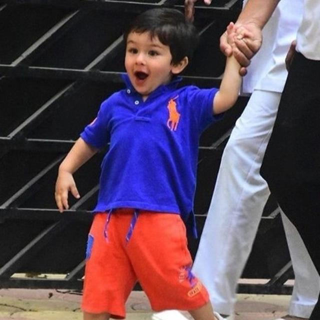 WATCH | TAIMUR ALI KHAN'S PLAYFUL DAY WILL LIGHT UP YOUR MOOD