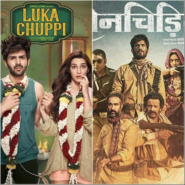 'LUKA CHUPPI' AND 'SONCHIRIYA' TURN OUT TO BE TOUGH COMPETITORS, HERE'S HOW THIS CRITIC REVIEWED THE FILMS