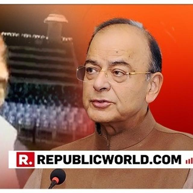 """""""INDIA'S HAPPINESS ON RETURN OF WING COMMANDER ABHINANDAN IS UNPRECEDENTED,"""" SAYS ARUN JAITLEY ON THE IAF PILOT SETS FOOT ON INDIAN SOIL"""