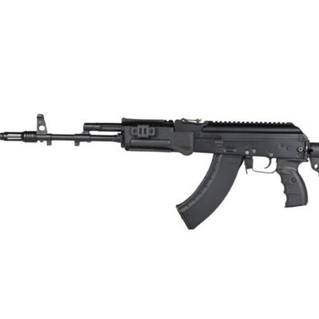 AK-203 IS LATEST DERIVATIVE OF LEGENDARY AK-47 RIFLE