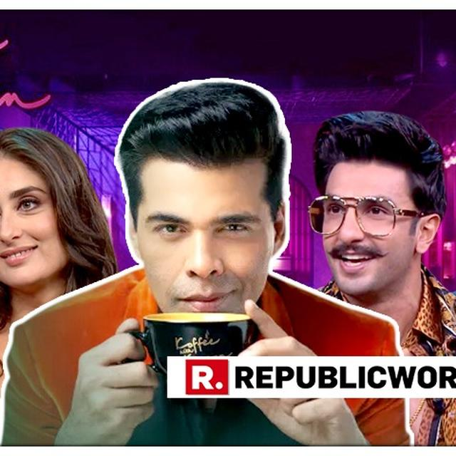 KOFFEE WITH KARAN AWARDS: FROM DEBUTS TO DRESSING AND CARS TO CUPS, HERE'S WHO WON IN THE