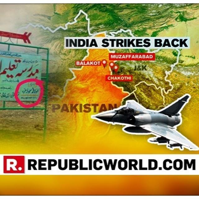 SCOOP: HOW IAF ZEROED IN ON PAK'S BALAKOT TERROR BASE