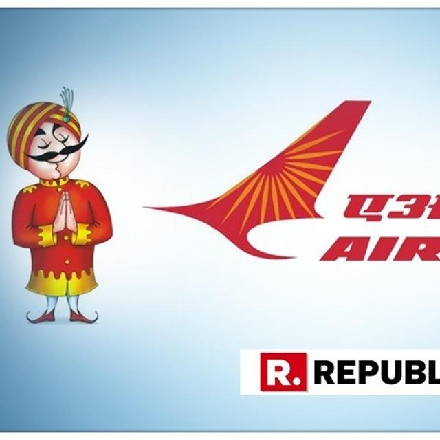 AIR INDIA ASKS ITS CREW TO SAY 'JAI HIND' AFTER EVERY FLIGHT ANNOUNCEMENT