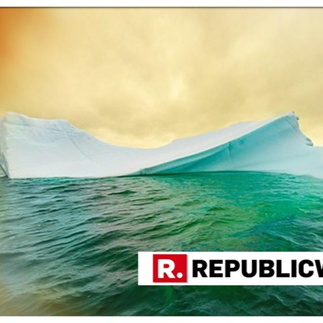 NEW THEORY MAY SOLVE MYSTERY OF GREEN ICEBERGS