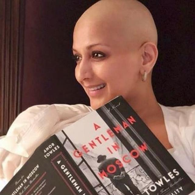 'MY HAIR WAS THE BE-ALL, END-ALL OF MY LIFE', SAYS SONALI BENDRE ON HER BATTLE WITH CANCER AND HOW SHE EMERGED STRONGER