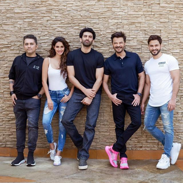 'TOGETHER WE ARE MALANG': DISHA PATANI, ANIL KAPOOR, KUNAL KEMMU JOIN 'AASHIQUI 2' DUO ADITYA ROY KAPUR, MOHIT SURI FOR NEW FILM