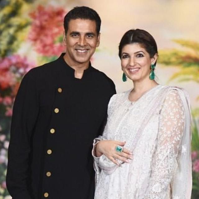 HILARIOUS | 'THIS IS HOW I FIND OUT?...' TWINKLE KHANNA HAS THE PERFECT RESPONSE TO SEEING AKSHAY KUMAR