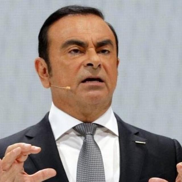 FORMER NISSAN CHAIRMAN CARLOS GHOSN RELEASED AFTER POSTING BAIL