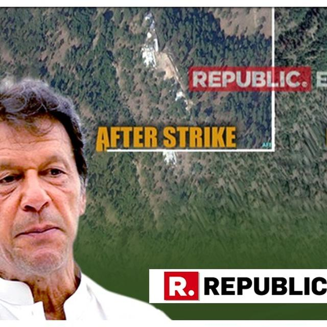 IAF'S BALAKOT STRIKE PROOF ACCESSED: HERE'S WHY IT'S THE ULTIMATE SLAP IN THE FACE OF PAKISTAN PM IMRAN KHAN