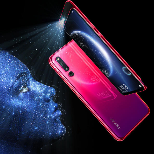 HONOR MAGIC 2 3D LAUNCHED WITH 3D FRONT CAM, 8GB RAM AND GRAPHENE COOLING