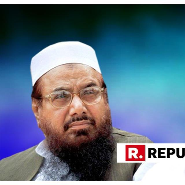 PAKISTAN BLOCKS UN TEAM TO INTERVIEW 26/11 MUMBAI TERROR ATTACK MASTERMIND HAFIZ SAEED