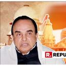 HERE'S DR SUBRAMANIAN SWAMY'S PRE-CONDITION FOR MEDIATION'S SUCCESS AFTER SUPREME COURT APPOINTS 3-MEMBER PANEL TO MEDIATE AYODHYA CASE