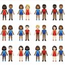 INTERRACIAL COUPLES EMOJI LAUNCHING LATER THIS YEAR