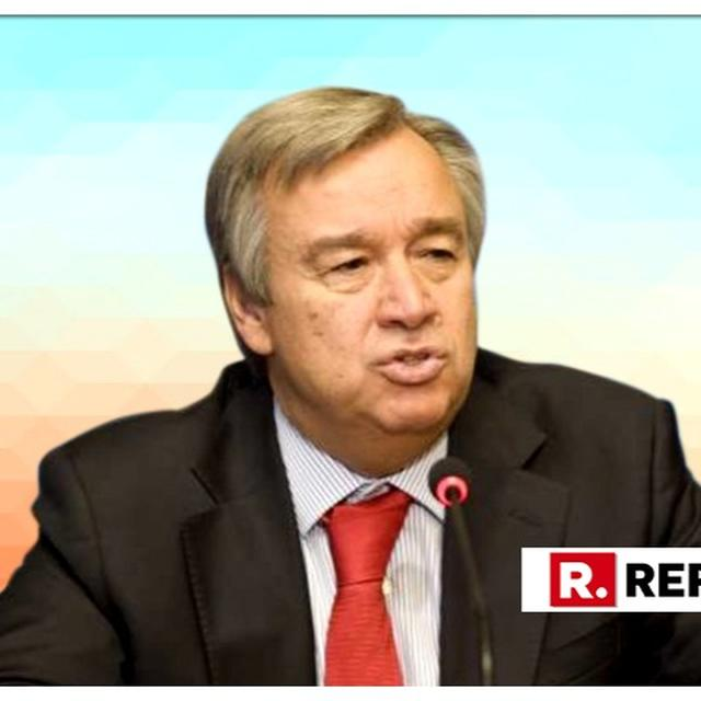 UN CHIEF CONTINUALLY MONITORING SITUATION BETWEEN INDIA, PAKISTAN: SPOKESPERSON