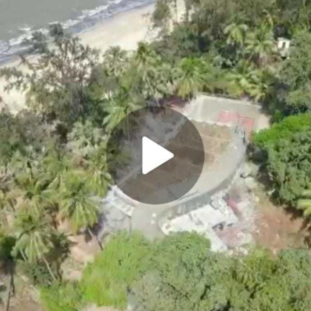 JUST WATCH THIS: NIRAV MODI'S BEACHSIDE MANSION GETS DEMOLISHED IN SECONDS BY 30 KILOS OF EXPLOSIVES