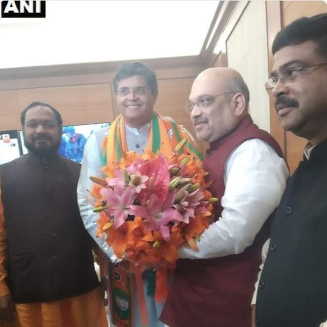 """""""I SHALL DO MY BEST TOWARDS BJP'S CONTINUED SUCCESS AND WORK UNDER NARENDRA MODIJI'S LEADERSHIP FOR NEW INDIA,"""" SAYS BJP'S NEW VICE PRESIDENT JAY PANDA"""