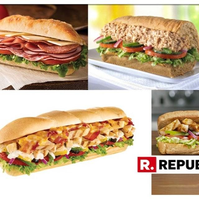 SPONSORED CONTENT: TOP 10 SUBWAY SANDWICHES RANKED FROM BEST TO WORST