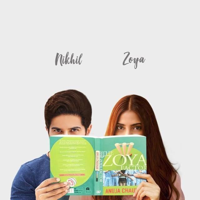 SONAM KAPOOR AND DULQUER SALMAAN'S 'THE ZOYA FACTOR' GET A RELEASE DATE, TAKE A LOOK
