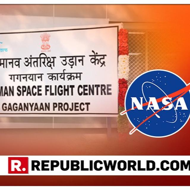 US INTERESTED IN FORMING WORKING GROUP WITH INDIA FOR 'GAGANYAAN' PROJECT: FORMER NASA CHIEF