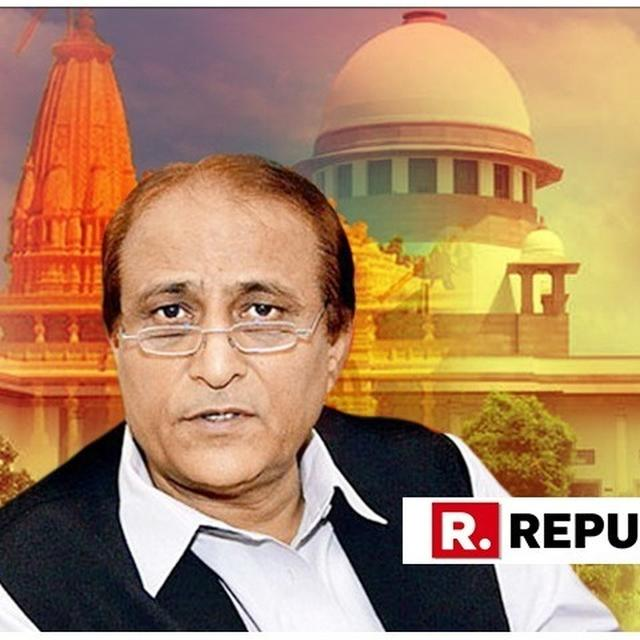 "AZAM KHAN LASHES OUT OVER AYODHYA MEDIATION, COMPARES IT WITH 'WAR-LIKE' SITUATION AND SAYS, ""PARTIES ARE BEING ASKED TO SURRENDER, NOT MEDIATE"""