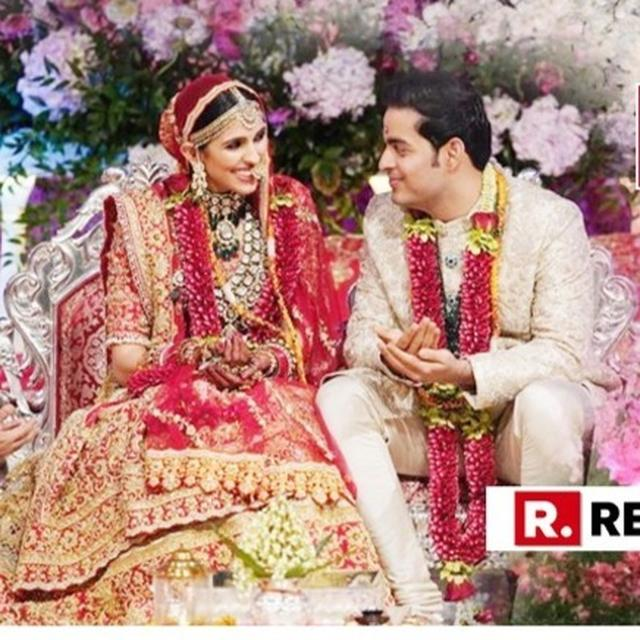 LIVE UPDATES FROM AKASH AMBANI AND SHLOKA MEHTA'S POST-WEDDING CELEBRATIONS, TAKE A LOOK