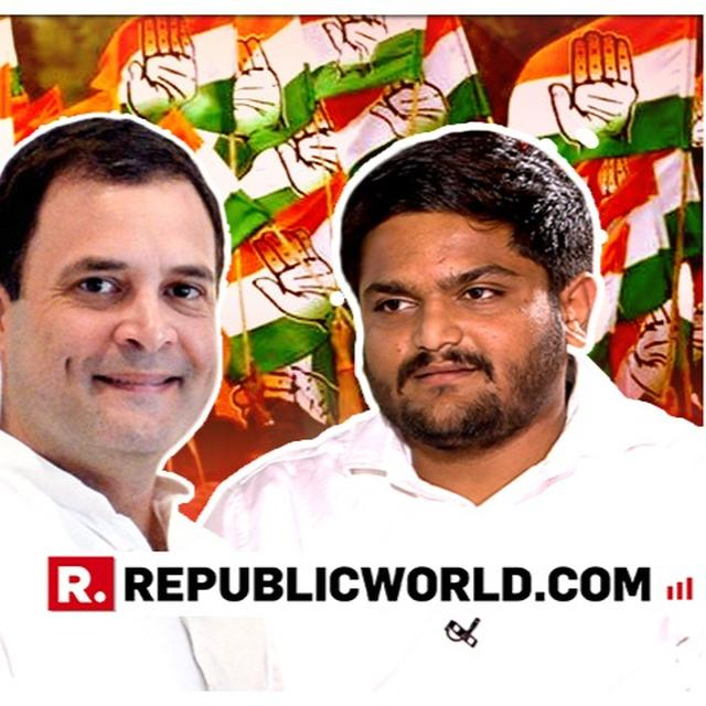 LOK SABHA POLLS 2019: CONGRESS SOUNDS POLL BUGLE IN PM MODI'S TURF, HARDIK PATEL TO JOIN PARTY. LIVE UPDATES
