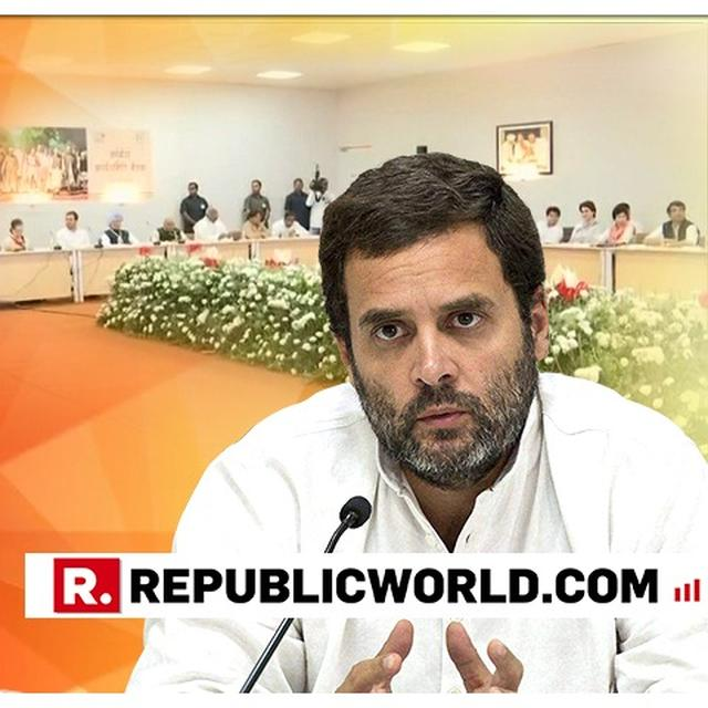 INSIDE SCOOP: BIG TUSSLE WITHIN CONGRESS OVER RAHUL GANDHI'S 'MASOOD AZHAR JI' COMMENT, TOP LEADERS BEMOAN ALWAYS BEING IN 'DAMAGE CONTROL MODE'