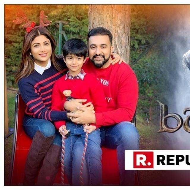 WATCH | MOVE OVER 'BAAHUBALI' AS SHILPA SHETTY'S 'BABYBALI' HAS ARRIVED, FATHER RAJ KUNDRA 'CAN'T STOP LAUGHING'