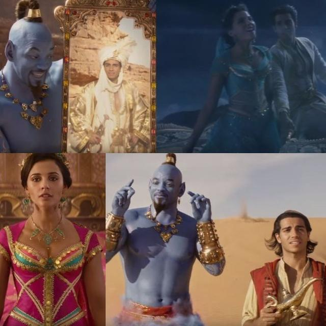 'CHILDHOOD ALL OVER AGAIN': TWITTERATI DELIGHTED AS WILL SMITH STARRER 'ALADDIN' TRAILER DROPS