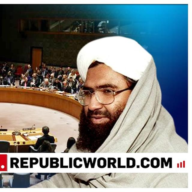 UN SECURITY COUNCIL TO DECIDE ON LISTING OF JEM CHIEF MASOOD AZHAR AS 'GLOBAL TERRORIST': UPDATES