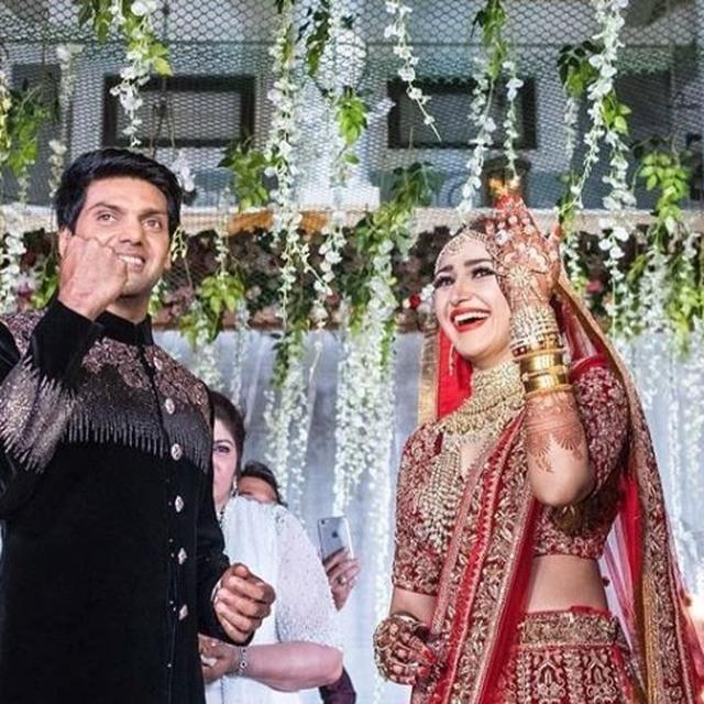 THIS VIDEO OF NEWLYWEDS SAYYESHAA SAIGAL-ARYA'S DANCE PERFORMANCE IS GOING VIRAL, WATCH IT HERE