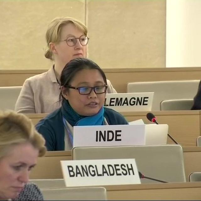 WATCH: AT UNHRC, INDIA SLAMS PAKISTAN FOR SUPPORTING TERRORISM AHEAD OF UNSC DECISION ON DESIGNATION OF MASOOD AZHAR AS A GLOBAL TERRORIST