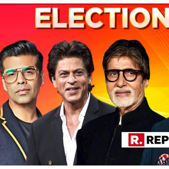 'BECAUSE... IT'S ALL ABOUT LOVING YOUR DEMOCRACY': PM MODI REFERENCES YEARS OF ALL-FAMILY ENTERTAINERS IN APPEAL TO SHAH RUKH KHAN, KARAN JOHAR AND AMITABH BACHCHAN OVER 2019 LOK SABHA POLLS