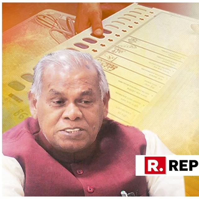 I WANT RAHUL GANDHI TO BECOME NEXT PM: JITAN MANJHI