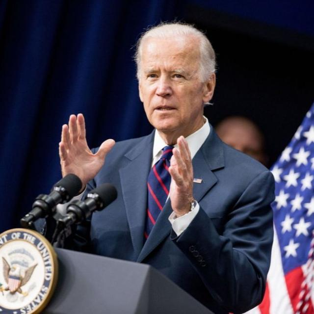 FORMER US VICE PRESIDENT JOE BIDEN TO RUN FOR WHITE HOUSE IN 2020, SAYS DEMOCRATIC LAWMAKER
