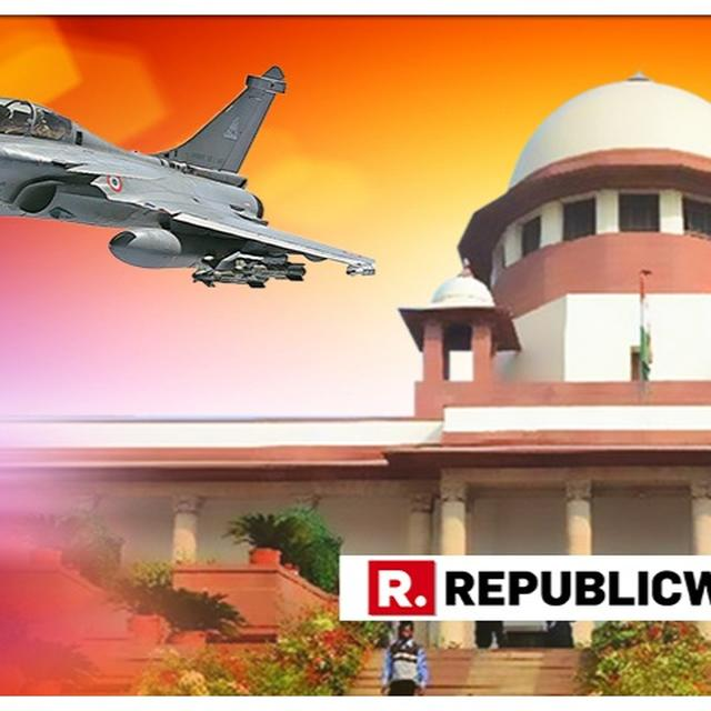 """""""REVIEW PETITION WIDELY CIRCULATED AND AVAILABLE IN PUBLIC DOMAIN, PUTTING NATIONAL SECURITY IN JEOPARDY,"""" SAYS CENTRE IN ITS RAFALE AFFIDAVIT TO SUPREME COURT"""